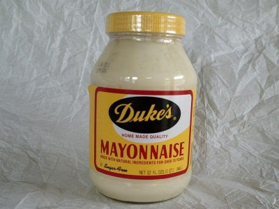 Public use of mayo shampoo lands man in jail