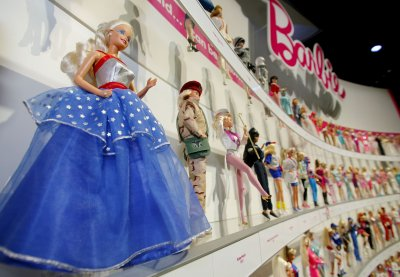 Sales of Barbie dolls fall, as does Mattel profit