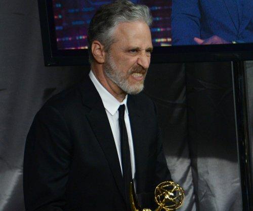 Jon Stewart returns to 'Daily Show,' speaks for 9/11 first-responders