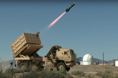 New army launcher successfully fires Hellfire, Sidewinder missiles