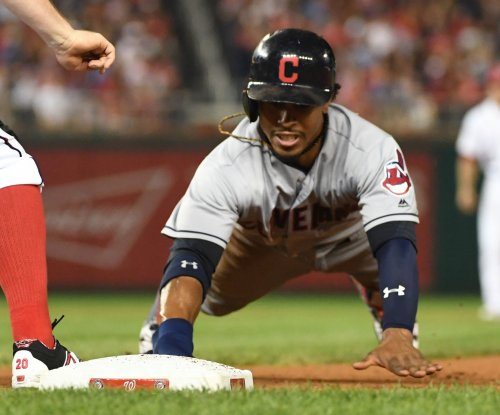 Cleveland Indians halt Houston Astros' win streak with 6-5 victory