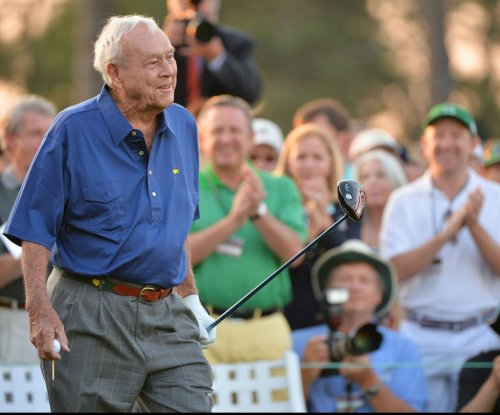 "Arnold Palmer, golf's ""King,"" dies at 87"