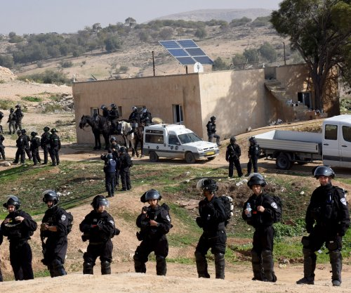 Protesters call for Israeli investigation into Umm al-Hiran deaths