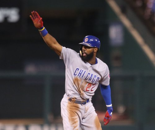 Jason Heyward hits walk-off grand slam vs. Phillies