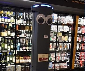 Grocery chain deploying robots to all locations