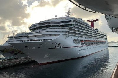 Coast Guard suspends search for missing Carnival Victory crew member