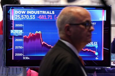 Stock market plummets after Chinese tariffs tit-for-tat