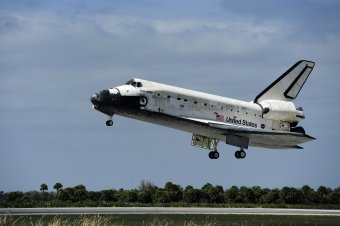 On This Day: Discovery makes final landing