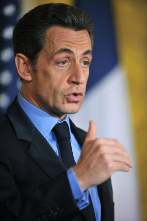 Sarkozy honors de Gaulle's WWII broadcast
