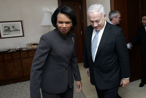 Chairman of Israeli party seeking peace