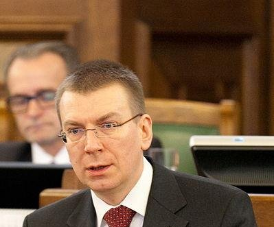 Latvian minister: Russia open to resolving Ukraine issue