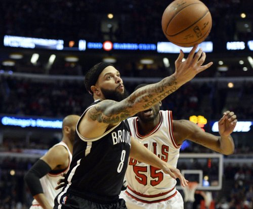 Houston Rockets land in Brooklyn to face Nets
