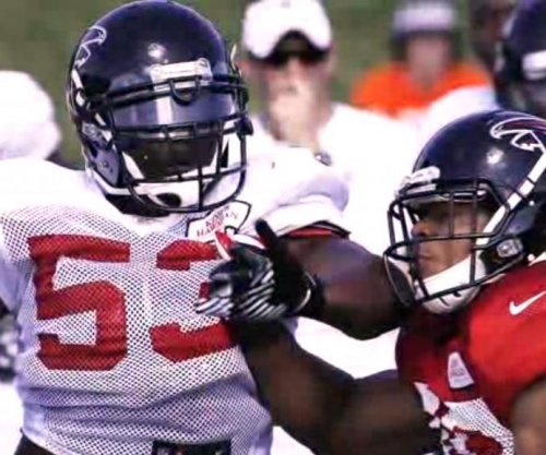 Atlanta Falcons LB Shembo charged with cruelty to animals