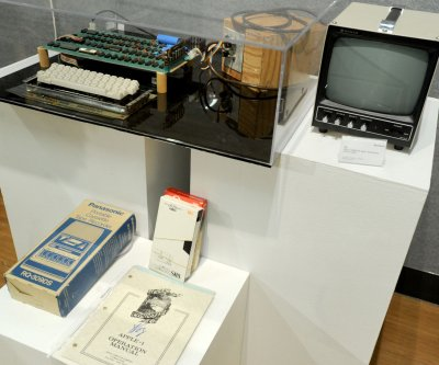 Rare Apple 1 computer worth $200K left at California recycling center