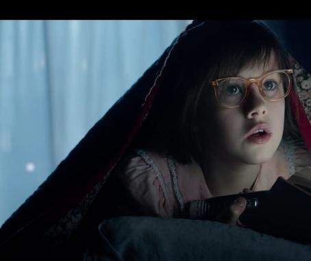 First teaser trailer released for Steven Spielberg's 'The BFG'
