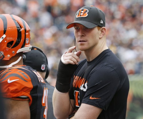 Cincinnati Bengals officially rule out QB Andy Dalton vs. Steelers