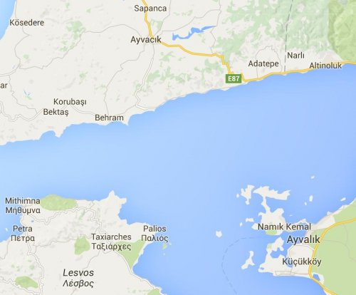 Migrant boat sinks off Turkish coast, killing 39