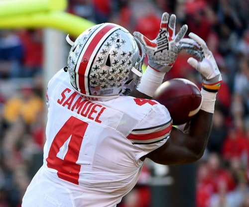 No. 2 Ohio State escapes Michigan State 17-16