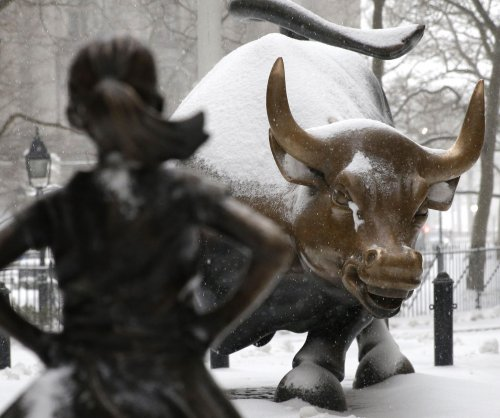 NYC's 'Charging Bull' creator wants 'Fearless Girl' moved