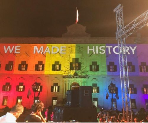 Malta's Parliament legalizes same-sex marriage
