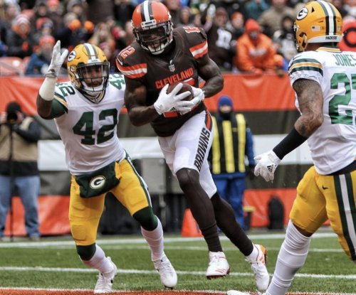 Josh Gordon: Cleveland Browns WR disses Green Bay Packers CB