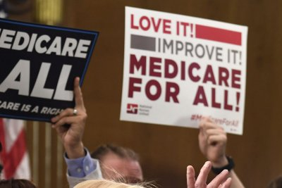 Lawmakers hear from dying man, experts at first-ever Medicare for All hearing