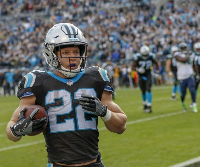 Panthers considering contract extension for RB Christian McCaffrey