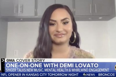 Demi Lovato hopes to use platform for something 'bigger' than singing