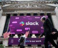 Salesforce acquires work chat app Slack for $27B
