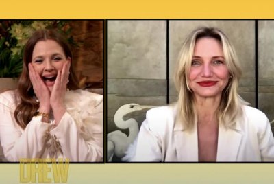 Cameron Diaz surprises Drew Barrymore with video call on her birthday