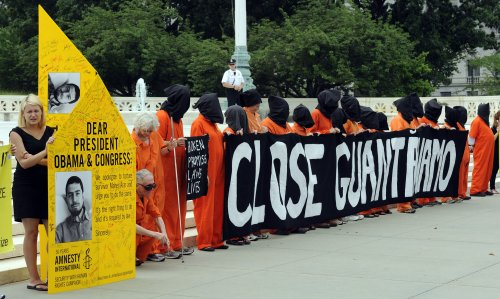 Pentagon: Cost of operating Guantanamo in 2013 is $454 million