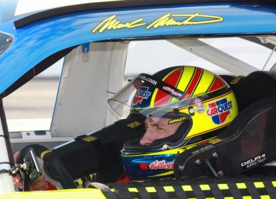 Mark Martin races to 'incredible' victory