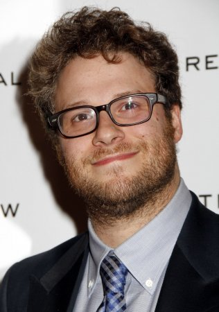 Seth Rogen speaks on Capitol Hill about Alzheimer's