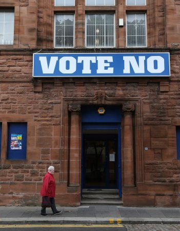 No means yes for Scotland, energy companies say