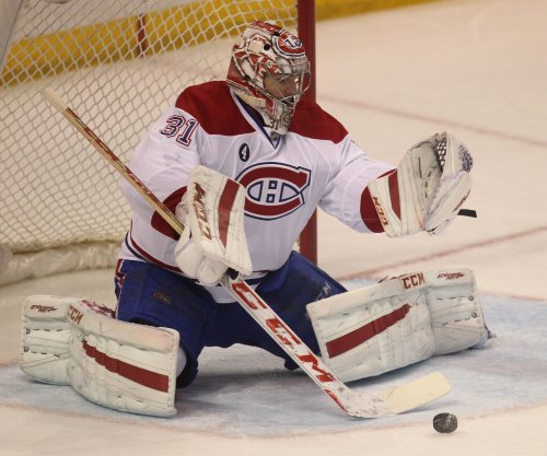 Carey Price rewarded with Vezina Trophy