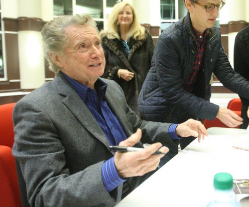 Regis Philbin joins the 'Today' show's fourth hour with former partner Kathie Lee Gifford