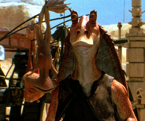 Jar Jar Binks actor says he's 'done my damage,' won't return to 'Star Wars'