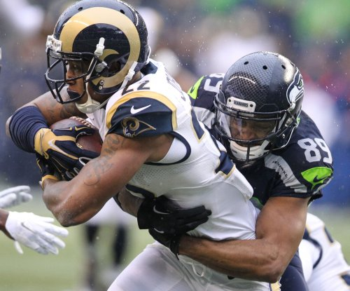 Los Angeles Rams CB Trumaine Johnson inks franchise tender