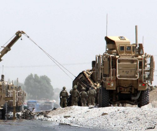 Two U.S. service members killed in Afghanistan convoy attack