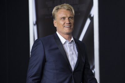 Dolph Lundgren 'getting ready' for 'Creed 2' in Instagram video