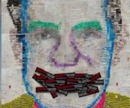 Chicago artist turns discarded drug bags into mosaic art