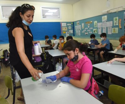 Netanyahu, education minister aim to open Israel schools Sept. 1