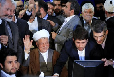 Top opposition candidate barred from Iran's presidential election
