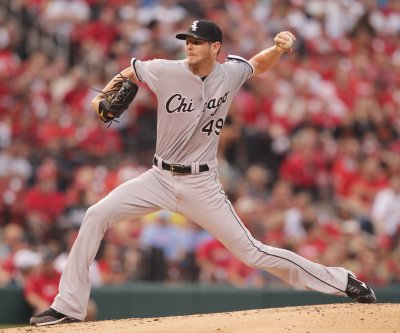 Sale ties record, Chicago White Sox out-duel St. Louis Cardinals