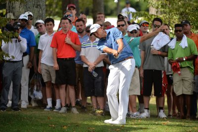 U.S. captain Jay Haas could pick son for Presidents Cup