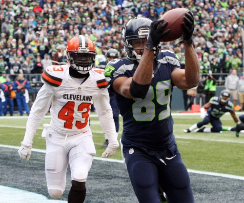 Injury keeps Seattle Seahawks WR Doug Baldwin from practicing