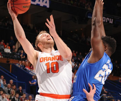 Syracuse sends Middle Tennessee packing
