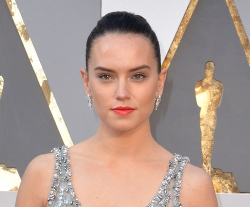 Daisy Ridley shows off lightsaber skills in new video