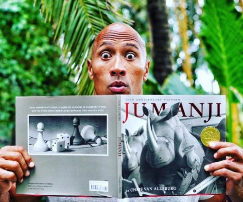 Dwayne Johnson says 'Jumanji' reboot will honor Robin Williams