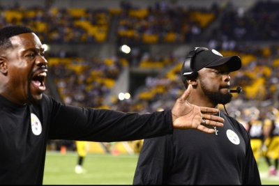 Pittsburgh Steelers' Joey Porter reinstated, will coach vs. Kansas City Chiefs